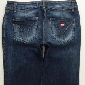 Miss Sixty Basic Italy Boot  Jeans Women's 28 A104